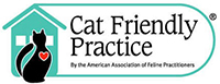 American Association of Feline Practitioners Cat Friendly Practice logo
